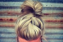 Hair styles and up-do's / by Emily Graff