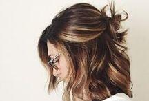 hair / by Naomi Headrick