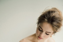 WEDDING | HAIR AND MAKEUP / by Noemie | As Ink Remains