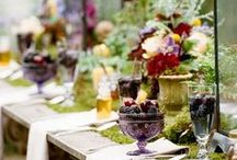 Table Settings / by Michelle Dismont-Frazzoni