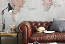 Interiors...design / by Michelle Dismont-Frazzoni