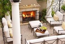 OUTDOOR Living Spaces / by Michelle Dismont-Frazzoni