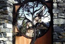 DOORWAYS, GATES / by Michelle Dismont-Frazzoni
