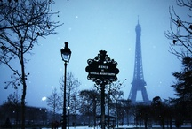 a moveable feast / my love letter to Paris, France. / by Eileen