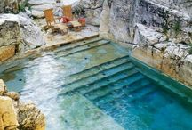 POOLS / by Michelle Dismont-Frazzoni