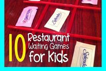 KIDS STUFF / Fun food for kids, activities for kids  / by Michelle Dismont-Frazzoni