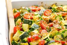 Eat Clean-Fruits/Veggies / by Allyson Marie