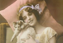 Vintage Images / Beautiful vintage images and photographs / by Kitty and Me Designs