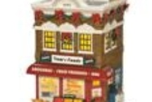 Department 56 Collectibles / Department 56 Collectibles at the Santa Claus Christmas Store located in Santa Claus, Indiana. http://www.SantaClausChristmasStore.com / by Santa Claus Christmas Store