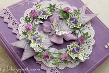 Handmade Cards and Tags / Beautiful handmade cards and tags and maybe some other paper items too!