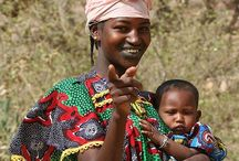 AFRICAN / by Michelle Dismont-Frazzoni
