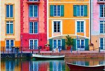 BELLA ITALIA / by Michelle Dismont-Frazzoni