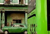 Green / #Green #ColourInspiration #Monochromatic / by Risma Viljoen