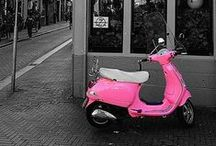 Pink / #Pink #ColourInspiration #Monochromatic / by Risma Viljoen