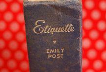 Things & Such  / by Mary Elizabeth Wheeler