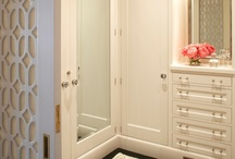 Closets/Hall & Entry ways / by Michelle Dismont-Frazzoni