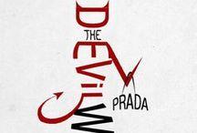 The Devil Wears Prada / #TheDevilWearsPrada #PatriciaField / by Risma Viljoen
