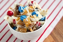 Sweet Treats / Fudge and other sweet things to snack on.  Great ideas for gifts too!