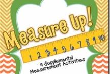 Math: MEASUREMENT  / by Carrie Velez