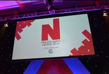 Prolific North Awards 2014 / We're extremely proud to have been the headline sponsors of The Prolific North Awards 2014.