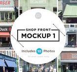 Mockup Inspiration / Mockups make life easy. I like that. You'll like that.  #itsmesimonok #mockups