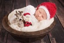My Newborns / Images from Newborn Photo Sessions in studio or outside locations such as beach or parks