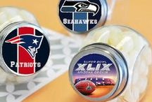 Super Bowl Tailgate Recipes Ideas / For Football Lovers and serious Super Bowl fans! Food Favorites, Decorations, and More!