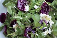Salads / Lunch/dinner recipes / by Risma Viljoen