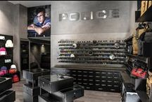 POLICE's new Milan store / We are excited to announce the opening of our new store in Corso Buenos Aires, 47 - 20144 Milan