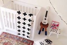 Nursery Decor 101: Want, Need, Love! / Hottest items to deck out your nursery #smallspaces #nyc