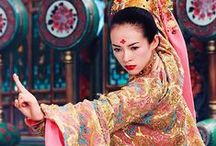 Wushu / Chang Quan / traditionnal