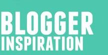 """Blogger Inspiration / Need some blogging TLC? Not for just your blog. For YOU too! Follow this board for all things blogger """"happy place."""" Be inspired. Inspire others. Go now, run wild..."""