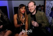 Famous Friends & Guests / The most famous and beautiful clientele that dine at our venue