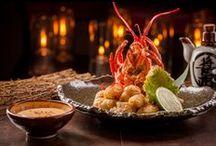 Cuisine / Mediterranean and Asian Fusion