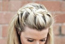 Hairstyles / hair_beauty / by serena sweet