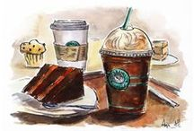 Sketchbook : Food Stuff / by Novianny