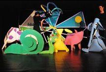 Teatro familiar / Espectáculos de teatro familiar producidos por Tutatis