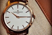 Relógios de pulso - Watches / by Guilherme Penteado Coelho