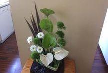 ikebana / Japon çiçek düzenleme sanatı