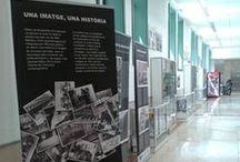 Exposiciones / Exposiciones de la Facultad de Educación en colaboración con la Biblioteca de Educación