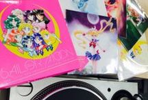 Sailor Moon Merchandise Tears / Stuff I can't afford right now.