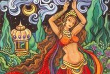 Wise Woman Goddess