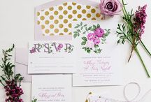 Invitations and prints