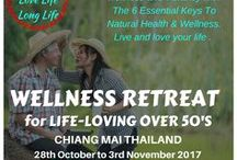 EVENTS & HAPPENINGS / Awesome events to empower you, improve your health and nourish your soul. Don't miss out •´¯`» ❇