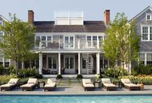 NANTUCKET Island - Cape Cod - Mussachusetts - USA / Dream houses