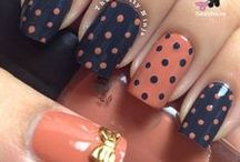 Beauty // Nails / Ideas on how to decorate and paint nails for all seasons and events