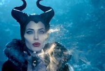 Czarownica / #Czarownica #Malefficent #DisneyStudios #AngeliaJolie