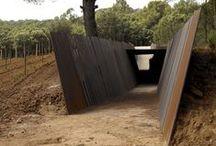 Bodegas / Winery. Design. Architecture