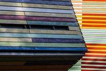 Fachadas / Facades. Design. Architecture