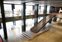 Oficinas / Offices. Work spaces. Design. Architecture